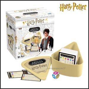 Harry Potter Trivial Pursuit Game Bitesize Travel Edition 600 Questions