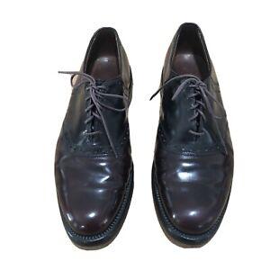 Allen Edmonds Shelton 8274 Oxford Dress Shoes Size 11 D