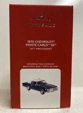 2020 Hallmark Keepsake 1970 Chevrolet Monte Carlo SS Limited Edition Ornament