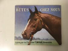 Album images Chocolat CEMOI LES BETES DE CHEZ NOUS Complet    L8
