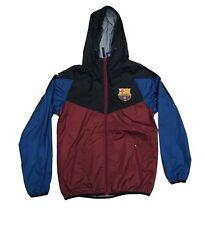388dfb06d9b FC Barcelona Jacket Windbreaker Official License Soccer Football new season