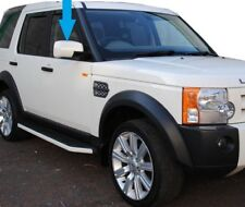 Fuji White painted door wing mirror covers for Land Rover Discovery 3 LR3 caps