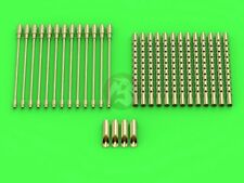 Master 1/48 Browning M2 MG Barrels w/Flash Hiders B-17 Flying Fortress AM-48-138