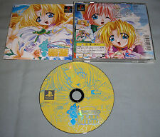 Flamberge no Seirei - JP Import PlayStation 1 PS1 PSX Video Game - COMPLETE!