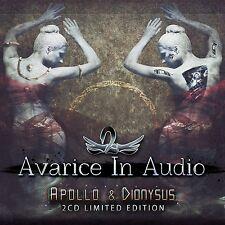 AVARICE IN AUDIO Apollo & Dionysus LIMITED 2CD BOX 2016