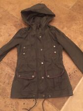 Barbour Style Bench Coat