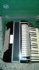 alte Ziehharmonika , Arkordeon  Pearl Gold.Made in Germany. Gebraucht.