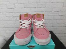 Vans California Buttersoft Reissue High Pink (NO BOX) sz 9.5 mens/ sz 11 womens