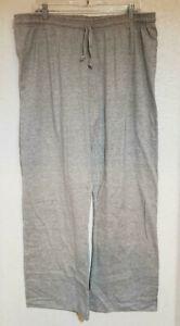 Champion Women's Jersey Pant, Oxford Grey, XL