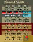 Stalingrad   63 Multiple Variant Counters - Die-Cut