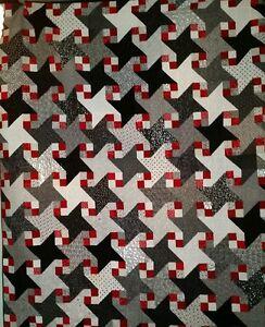 Pinwheel Madness Quilt Wall Art