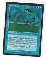 Magic the gathering ~ MTG ~ 1x River Merfolk ~ Fallen Empires ~ M/NM