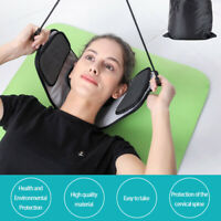 US Premium Neck Relief Hammock Portable Cervical Traction Device for Neck Pain