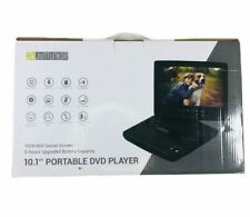 Portable DVD Player With Remote Control And Car Headrest Case Dual Functions NEW
