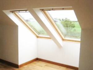 Pleated Skylight Blinds - Velux M04 304 GGL1 White, Ivory, Grey, Charcoal