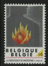 Belgium Stamps 1992 SG 3106  The Resistance  Unmounted Mint MNH
