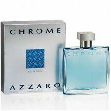 PARFUM AZZARO CHROME 100ML EAU DE TOILETTE NEUF SOUS BLISTER