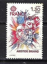 Francia 1980 Europa nº 2085 matasellado 1er elección (3)