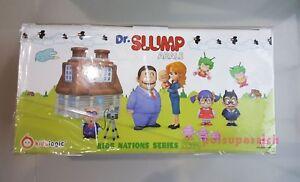 Kids logic Dr.Slump Arale AR01 Mini Figure Home Version Set of 7 Ultra Rare