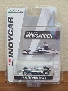 2018 #1 Josef Newgarden Verizon 1/64 Greenlight Indycar Diecast