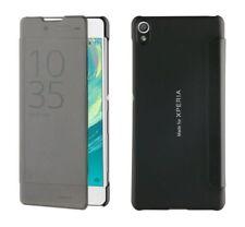 Matte Mobile Phone Flip Cases for Sony Xperia E