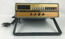 Simpson Digital Multimeter Comes With Cord Model 464 Turns On Elgin Illinois