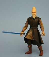 Star Wars Attack of the Clones Saga Cerean Jedi Master KI-ADI-MUNDI #44