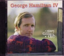 GEORGE HAMILTON IV Stars Grand Ole Opry CD Classic Country MUST BE LOVE