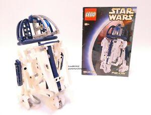 LEGO STAR WARS R2-D2 RARE SET# 8009 TECHNIC 100% COMPLETE GUARANTEE