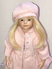 "10"" Heidi Plusczok Limited Porcelain Artist Doll ""Roberta"" MINT With Box COA"