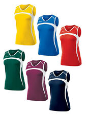 Asics Women's Ace Athletic Volleyball Work Out Jersey Tank Top - Many Colors