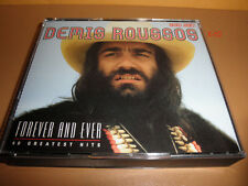 DEMIS ROUSSOS 40 GREATEST HITS cd FOREVER AND EVER (aphodite's child) best of