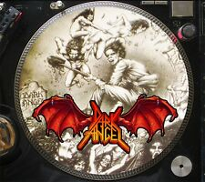 "Dark Angel – We Have Arrived Mega Rare 12"" Picture Disc Single LP NM"