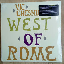 Vic Chesnutt - West Of Rome 2 x LP 180 Gram 2017 Record Store Day RSD SEALED