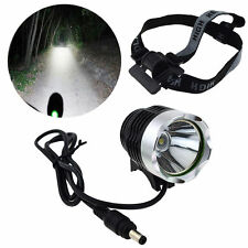 CREE XML-T6 5V LED Headlamp Headlight Bike Front Torch New Waterproof