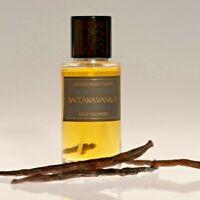 Parfum Neuf Baccara Vanille 100% ORIGINAL 50 ML Fleurs du Golfe L'AUTENTIQUE