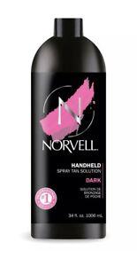 Norvell Dark Premium Sunless Solution - Liter 34oz