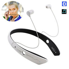 Bluetooth Headphones V4.0 Wireless Neckband Headset for iPhone Samsung HTC LG