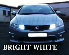 HONDA CIVIC FN2 2003+ SIDELIGHT LED BULBS UPGRADE - BRIGHT XENON WHITE