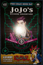 FCBD Free Comic Book Day 2015 JoJo's Bizarre Adventure / Yu-Gi-Oh Viz UNSTAMPED
