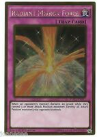 Radiant Mirror Force PGL3-EN093 Gold Rare Yu-gi-oh Card 1st Edition New