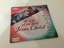 Life Of The Lord Jesus Christ DVD All Nations Series Hindi/Punjabi/Urdu/Bengali!