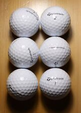 12 Taylor Made Tour Preferred Mint golf balls 1 doz Free Shipping refinished T5