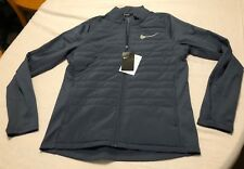 NIKE LIGHT ESSENTIAL RUNNING JACKET THUNDER BLUE 856896-471 MEN'S SIZE MEDIUM