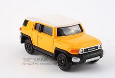 TAKARA TOMICA 85-6 TOYOTA FJ CRUISER (YELLOW) DIECAST CAR 392446