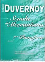 Duvernoy: Schule Der Mechanismus Für Klavier Op.120 - Carisch