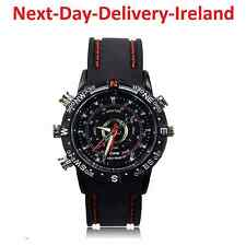 8GB SPY Wrist Watch Sport Action Hidden Wireless Camera Digital Video Camcorder