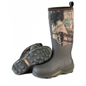 Muck Boots WDM-MOCT Unisex Woody Max Cold Condition Boot Mossy Oak Waterproof