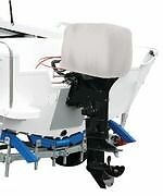 FULL OUTBOARD ENGINE COWL COVER FOR STORAGE & TRAILERING UP TO 15 HP BOAT MARINE