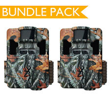 (2) Browning Dark Ops Pro Xd Dual Lens Trail Game Camera (24Mp) | Btc6Pxd